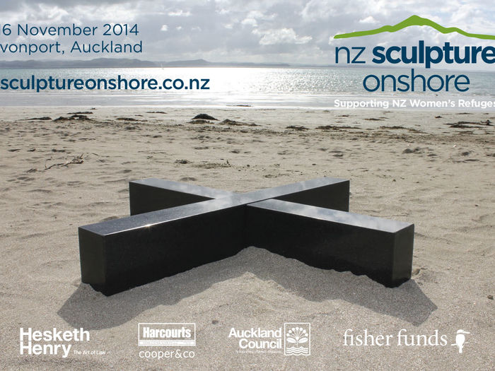 NZ Sculpture OnShore 2014