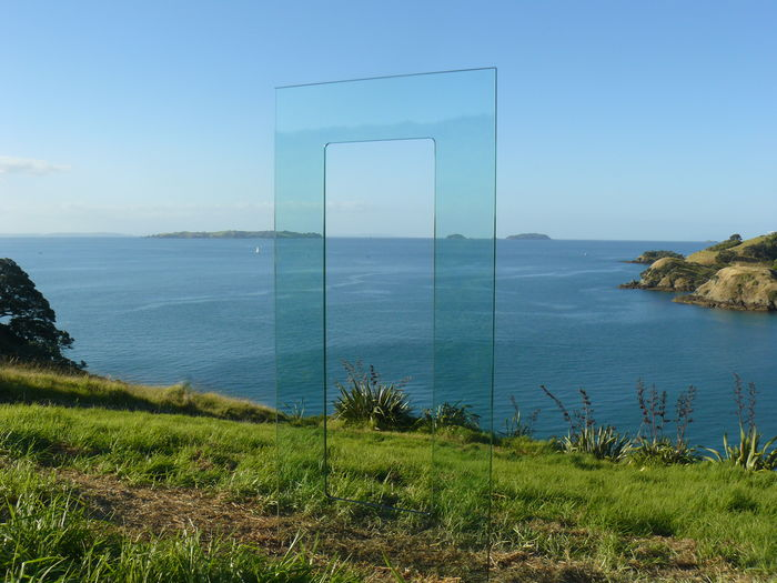 Half Glass (Headland 2009, Waiheke I. NZ)